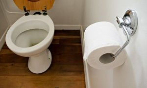 Απόφραξη λεκάνη τουαλέτας